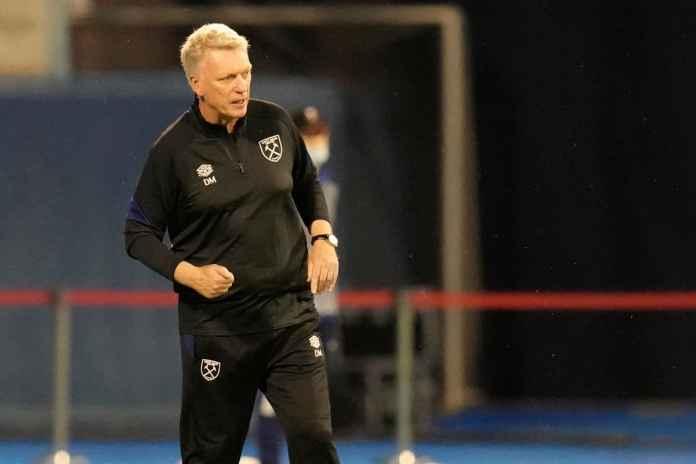 Moyes Pilih Merendah Usai Sukses Lumat Dinamo Zagreb
