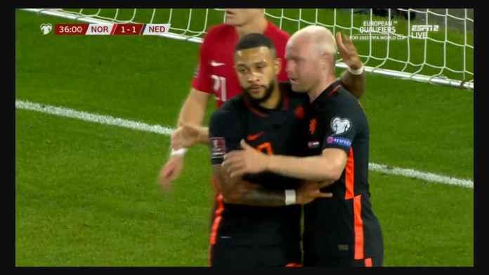 Hasil Norwegia vs Belanda: Cuma Imbang, Tapi Oranje Hanya Tertinggal 1 Poin di Bawah Turki