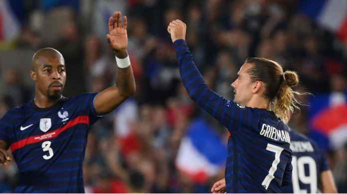 Hasil Perancis vs Bosnia: Griezmann Awali Tahap Baru Dengan Cetak Gol Bagi Les Bleus