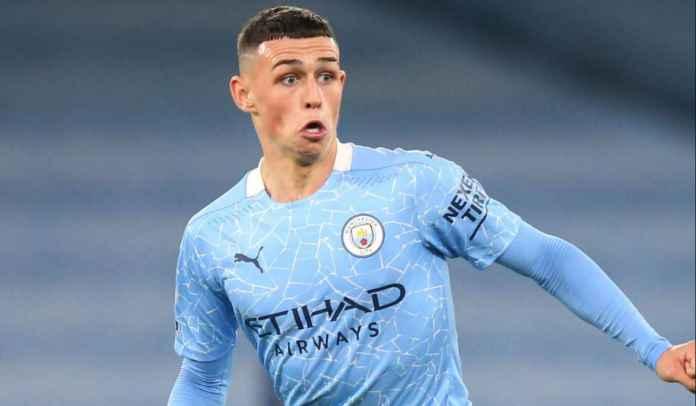 Man City Beri Kontrak Baru Untuk Phil Foden, Naikkan Gajinya Hingga Empat Kali Lipat