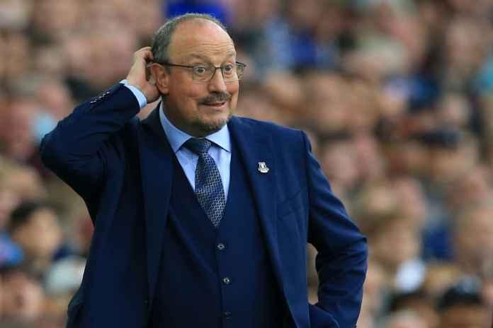 Rafael Benitez Harap Pemainnya Fit Hadapi Manchester United