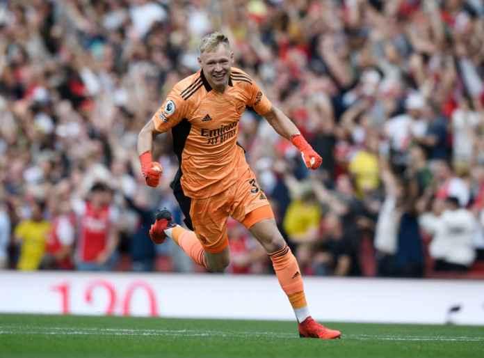 Ramsdale Desak Arsenal Kini Buru Kemenangan Lagi