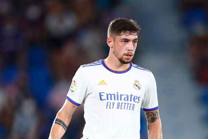 Real Madrid Punya Alasan Khusus Pagari Valverde