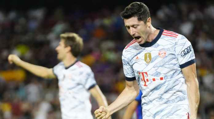 Hasil Barcelona vs Bayern Munchen, Blaugrana Kalah 0-3 Tanpa Satu pun Shot on Target