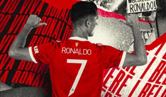RESMI! Cristiano Ronaldo Kenakan Jersey No 7 di Manchester United Musim Ini