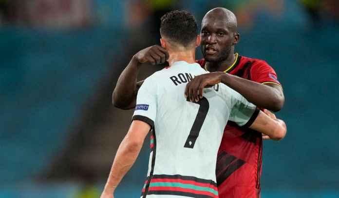 Romelu Lukaku Tolak Dibandingkan Dengan Cristiano Ronaldo, Ini Alasannya