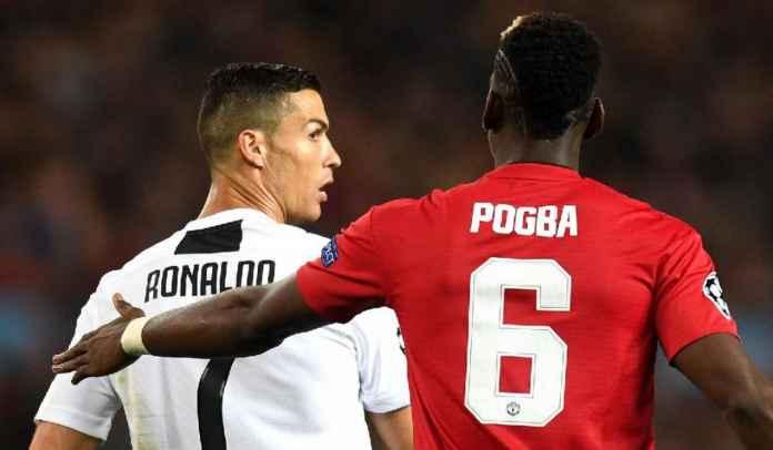 Paul Pogba Ungkap Apa Dampak yang Bakal Dibawa Cristiano Ronaldo ke Man Utd