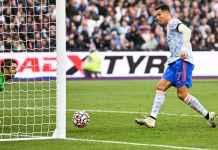 CR7 Samakan Skor 1-1 Usai Said Benrahma Bawa West Ham Unggul