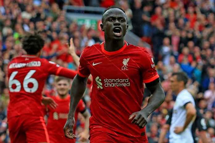 Sadio Mane Harap The Reds Tak Dilupakan