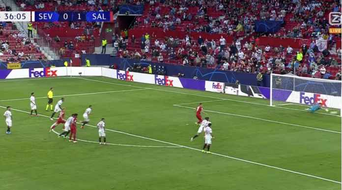 Hasil Sevilla vs Salzburg, Tim Austria Gagal 2 Dari 3 Penalti, Tuan Rumah 10 Pemain, Masih Gagal Gol Juga