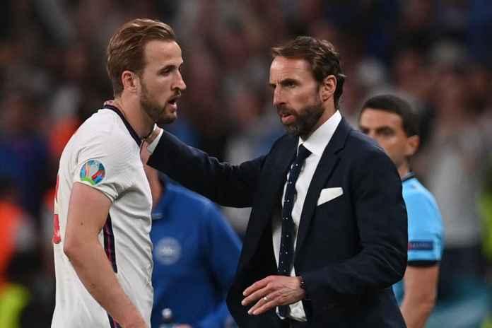 Southgate Sebut Inggris Harus Juarai Piala Dunia 2022