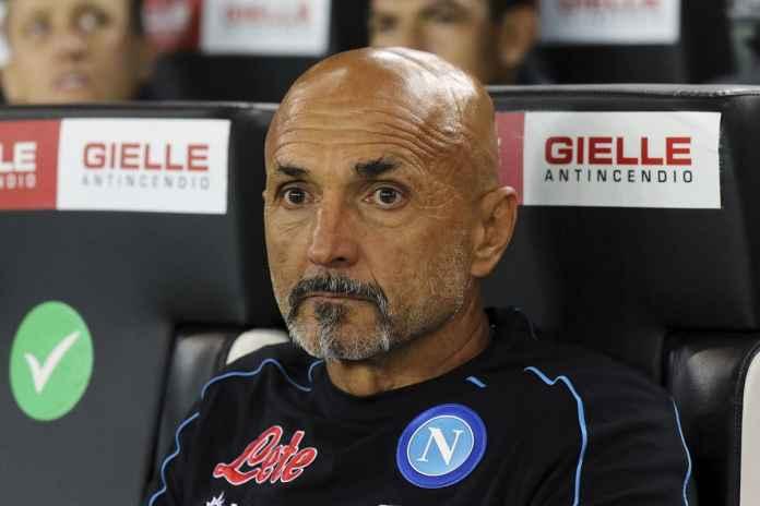 Spalletti Belum Pede Bicarakan Trofi Serie A