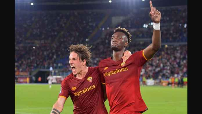 Hasil AS Roma Tadi Malam: Sejak Tinggalkan Chelsea, Tammy Abraham Cetak 3 Gol, 2 Assist