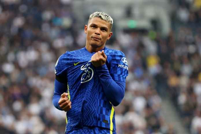 Thiago Silva Dapat Perhatian Khusus dari Eks The Blues