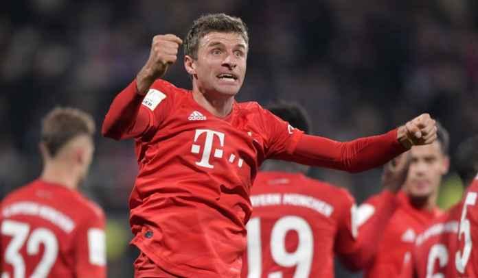 Thomas Muller Tidak Terima Bayern Munchen Dituding Suka Gembosi Rival Bundesliga