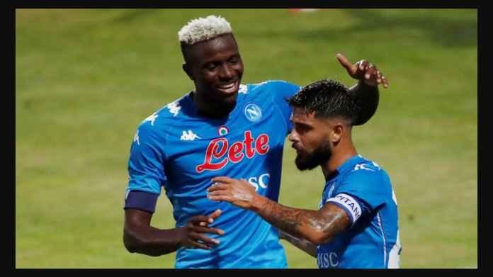 Hasil Udinese vs Napoli, Osimhen Cetak Gol Ketiga Dalam 5 Hari!