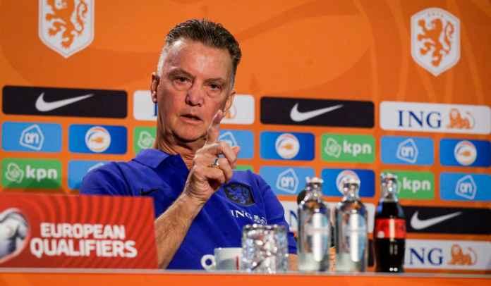 Dituding Bawa Sepak Bola Defensif ke Belanda, Van Gaal Ungkit Taktik Italia & Chelsea