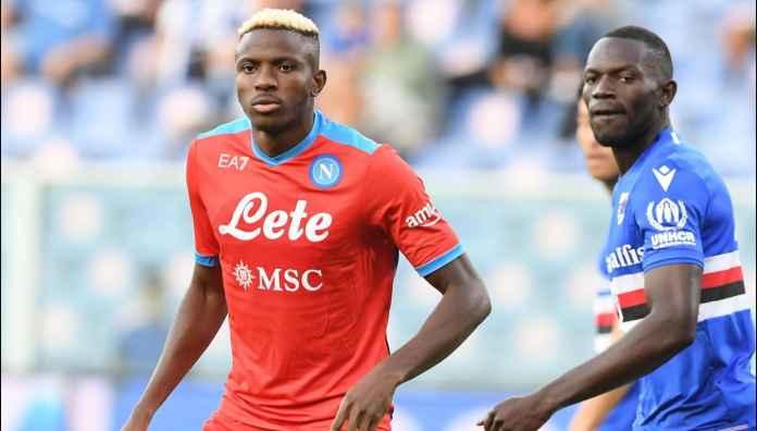 Hasil Napoli Tadi Malam: Victor Osimhen Sungguh Gila, Sudah 5 Gol Dari 3 Laga