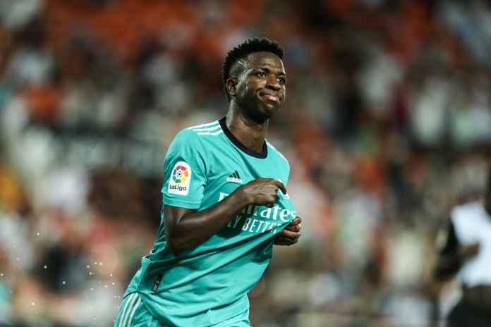 Vinicius Junior Tak Dapat Jaminan Kontrak Baru di Madrid