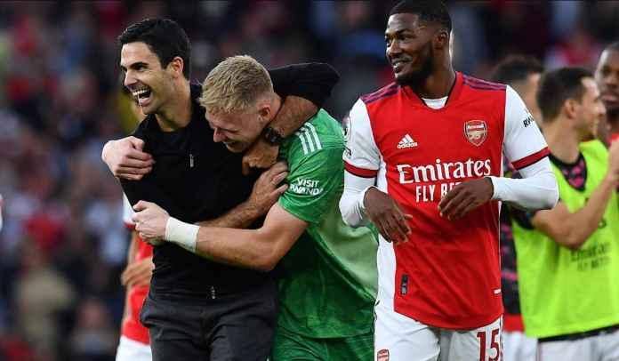 Arsenal Menang Atasi Spurs, Aaron Ramsdale Masih Kecewa Karena Satu Hal Ini