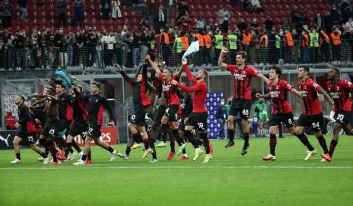 Alexis Saelemaekers Tegaskan Target AC Milan Bukan Untuk Finish Kedua Atau Ketiga
