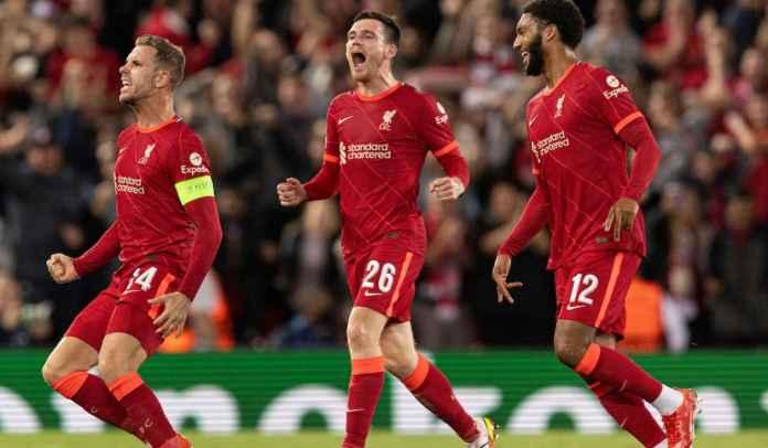 Andy Robertson Ungkap Rahasia Kebangkitan Liverpool Kontra Milan di Babak Kedua