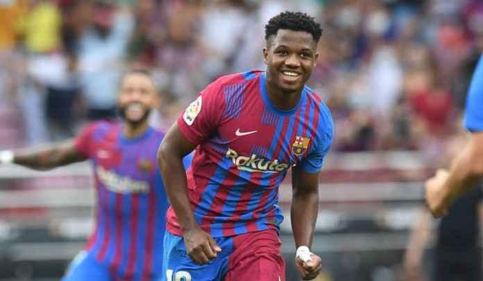 Kontrak Ansu Fati Berakhir Pada 2022, Barcelona Kerjakan Kontrak Baru & Kenaikan Gaji