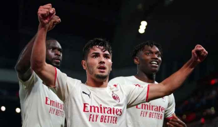 Brahim Diaz Catat Rekor Pencetak Gol Debut Termuda Bagi Milan Sejak 2006