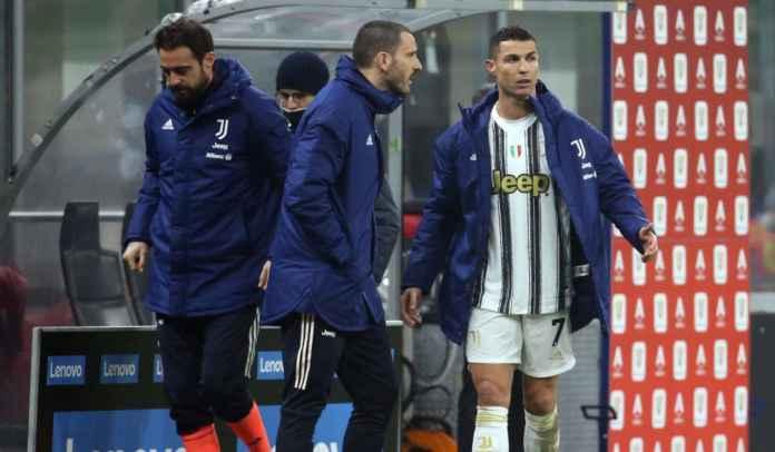 Leonardo Bonucci Ungkap Apa yang Salah Dengan Cristiano Ronaldo di Juventus