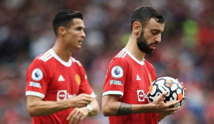 Andai Man Utd Dapat Penalti vs Villarreal, Bruno Tetap Jadi Eksekutor, Bukan Ronaldo