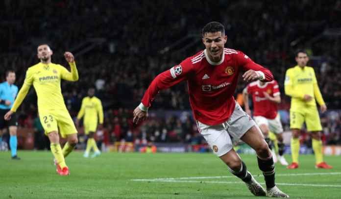 Cristiano Ronaldo Pencetak Gol Tertua Kedua Man Utd di Old Trafford di Kompetisi Eropa
