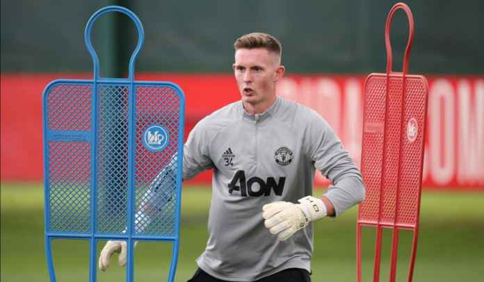 Status Kiper No 1 Man Utd Direbut De Gea Lagi, Henderson Ingin Keluar Januari