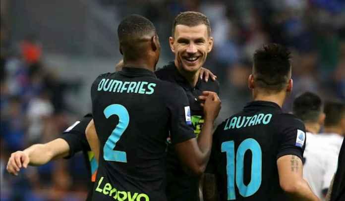 Inter Milan Bantai Bologna 6-1, Simone Inzaghi Puji Masa Adaptasi Denzel Dumfries