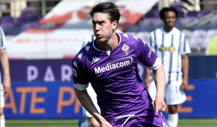 Presiden Fiorentina Beri Update Terbaru Seputar Situasi Kontrak Dusan Vlahovic