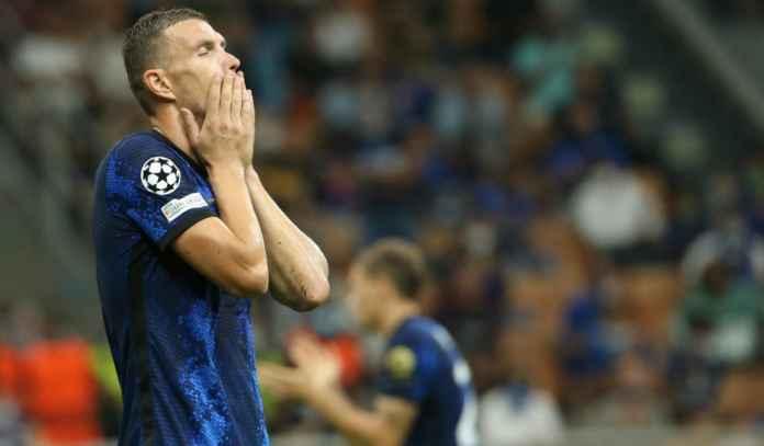 Edin Dzeko Sebut Inter Milan Benar-Benar Tak Layak Kalah Melawan Real Madrid