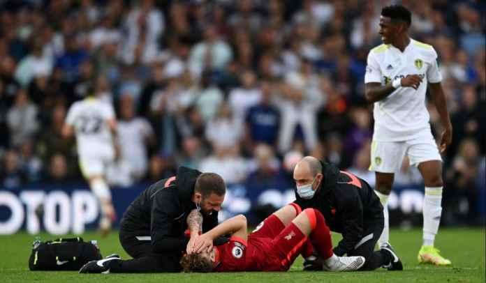 Perayaan Kemenangan Liverpool Dihantui Kekhawatiran Cedera Parah Harvey Elliot