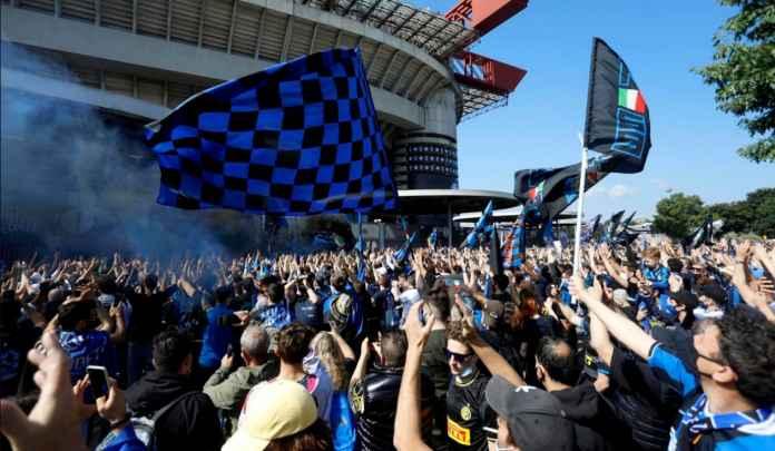 30.000 Ribu Tiket Inter Milan vs Real Madrid di Fase Grup Liga Champions Ludes Terjual