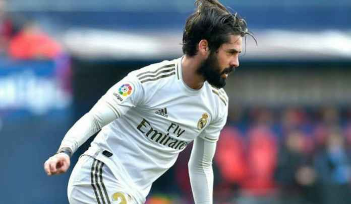 AC Milan Terus Negoisasikan Transfer Isco Alarcon Dengan Pihak Real Madrid