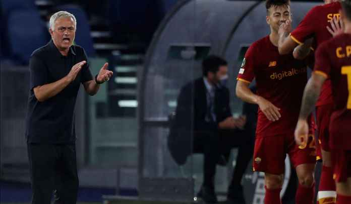 Roma Bantai CSKA Sofia 5-1, Jose Mourinho Ternyata Masih Belum Puas Sama Sekali
