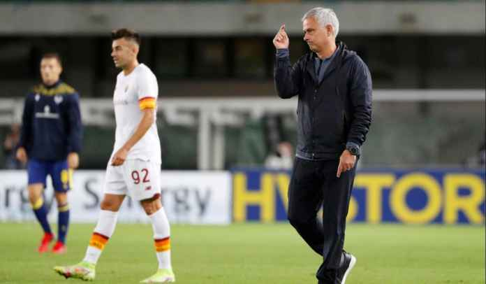 Roma Dikalahkan Verona, Jose Mourinho : Saya Perlu Mencari Tahu Apa yang Terjadi!
