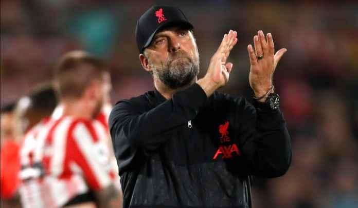 Jurgen Klopp Puji Tiga Pemain Brentford Usai Hasil Imbang 3-3 Liverpool