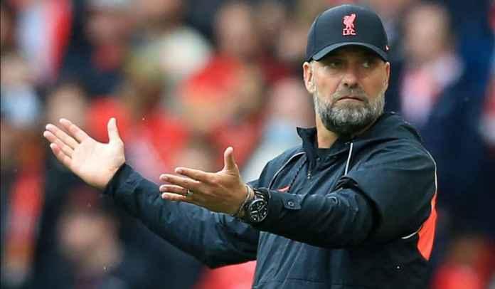 Jurgen Klopp Update Kondisi Cedera Enam Pemain Liverpool Jelang vs Brentford