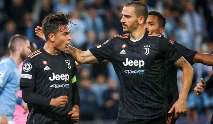 Kemenangan 0-3 Juventus Tadi Malam, Clean Sheet Pertama Mereka Sejak Maret 2021