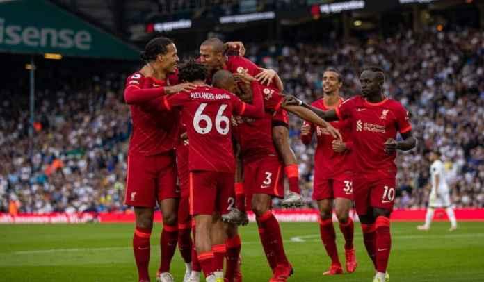 REKOR! Sudah Enam Pertandingan Beruntun, Liverpool Mencetak Minimal Tiga Gol!