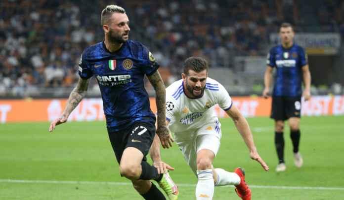 Tak Terima Dikalahkan Madrid, Marcelo Brozovic Klaim Inter Milan Harusnya Bisa Menang 3-0