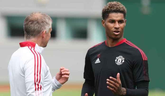 Jurgen Klopp Merinding, Marcus Rashford Siap Comeback Saat Man Utd vs Liverpool