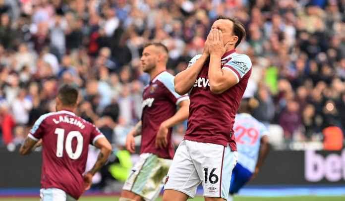 Keputusan West Ham Masukkan Pemain Pengganti Jadi Eksekutor Penalti Tuai Kritikan