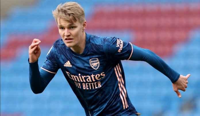 Martin Odegaard Bertekad Menangi Liga Champions & Liga Inggris Untuk Arsenal