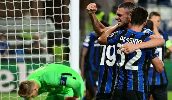 Cetak Gol Bersejarah di Liga Champions, Matteo Pessina : Momen Tak Terlupakan!