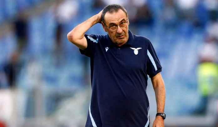 Maurizio Sarri Lihat Kemajuan Lazio Meski Menderita Kekalahan Kontra Galatasaray
